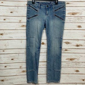 Converse Straight Leg Denim with Zippers Size 12